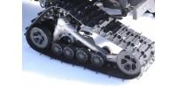 Ensemble de chenilles 4 saisons - Suzuki Carry 1990 à 2011
