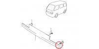 Clip de retenue de calandre - Suzuki Carry 1991 @ 1998