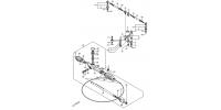 Engrenage de crémaillière conduite à droite - Suzuki Carry 1991 @ 1998