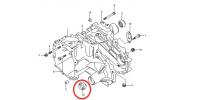 Joint de sortie de transmission - Suzuki Carry 1990 @ 1998