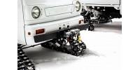 Pare-choc avant - Suzuki Carry 1990 à 1991